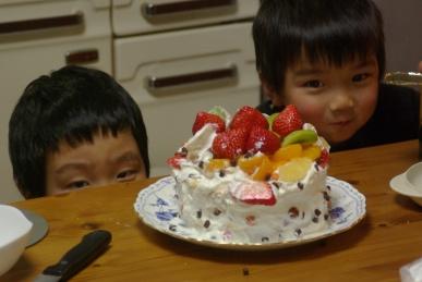 自由という名のケーキ