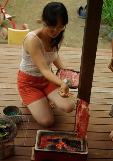 焼肉パーティ3