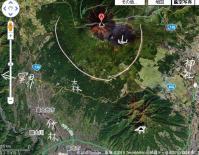 富士山麓で幻想郷シミュ