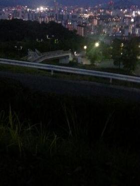 8月28日夜景
