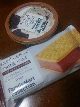 10月3日アイスクリームぶろぐ