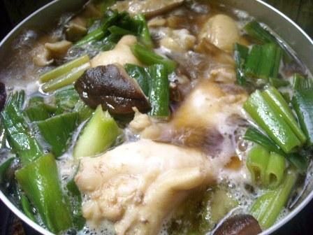 手羽と野菜煮込み