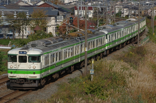 115系 S15