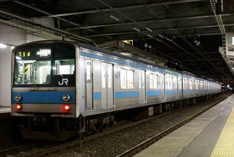 205系 阪和線
