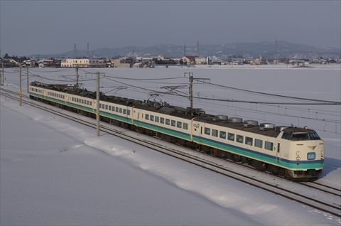 485系 T11