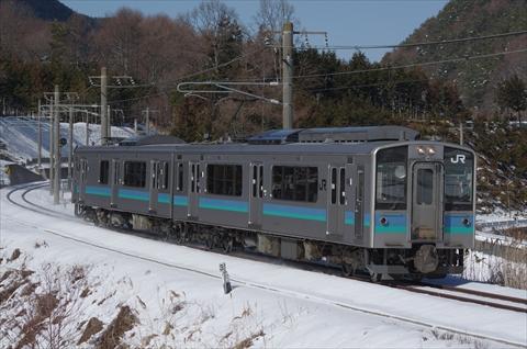 E127系 長野色