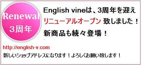 輸入英語教材のお店 English vine