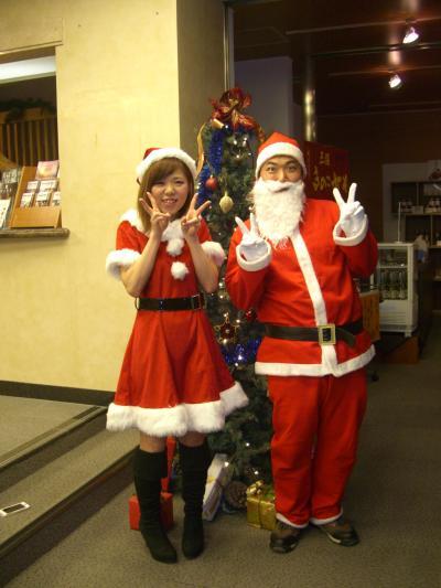 2013年クリスマスサンタ
