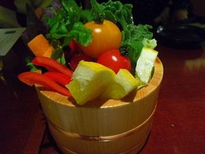 野菜盛り合わせb