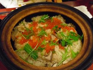 土鍋炊きご飯b