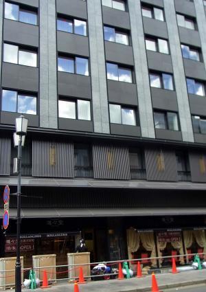 京都にオープンするホテル