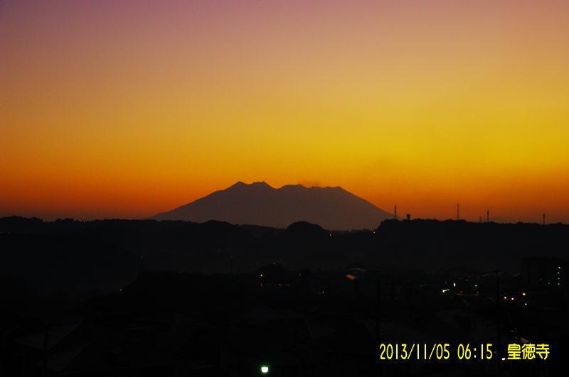 20131105_桜島