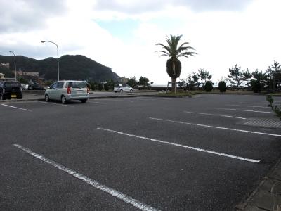 天津ポートパーク 駐車場