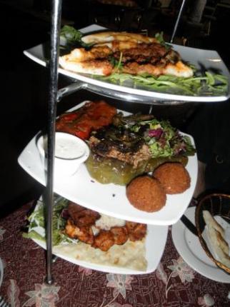 三段ディナー
