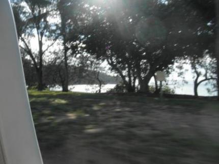 最後のドライブの景色1