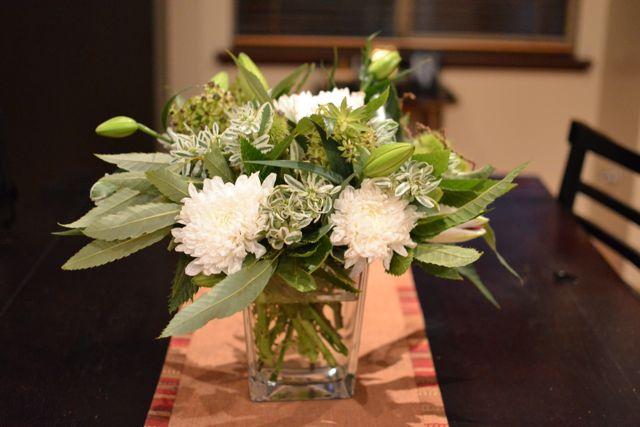 タニアの花束