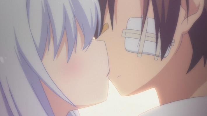 4 真涼 鋭太にキス アップ