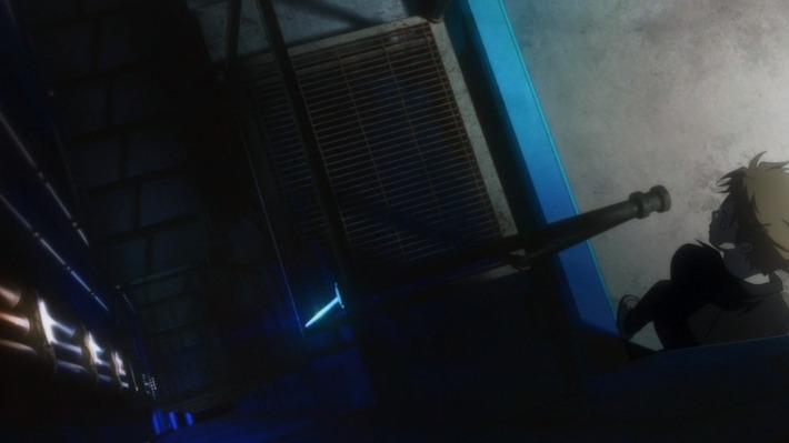 16 秀星 地下階段