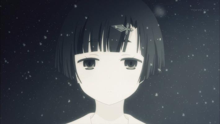 6 姫香 灰色の世界、雪