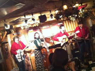 New Woody Bell@銀座ロッキートップ