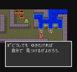 ドラゴンクエスト ローラ姫奪還!~ガライの墓~雨雲のつえ 008