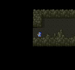 ドラゴンクエストⅡ 勇者の泉~合流~湖の洞窟~銀の鍵005