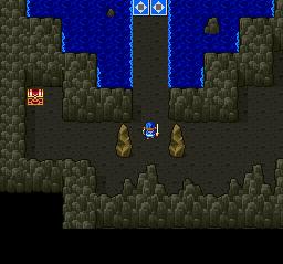 ドラゴンクエストⅡ 勇者の泉~合流~湖の洞窟~銀の鍵010