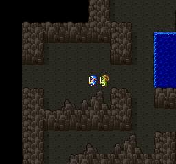 ドラゴンクエストⅡ 勇者の泉~合流~湖の洞窟~銀の鍵051