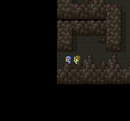 ドラゴンクエストⅡ 勇者の泉~合流~湖の洞窟~銀の鍵061