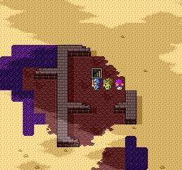 ドラゴンクエストⅡ 竜王の城001