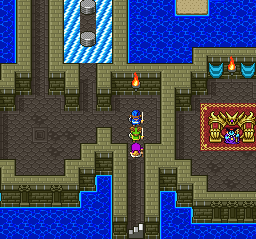 ドラゴンクエストⅡ 竜王の城036