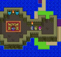 ドラゴンクエストⅡ 竜王の城038