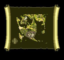 ドラゴンクエストⅡ 竜王の城終了~大灯台001
