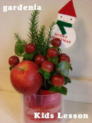 2010.12.12 クリスマスキッズレッスン