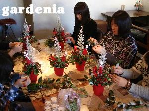 2010.12.12 クリスマスレッスン様子