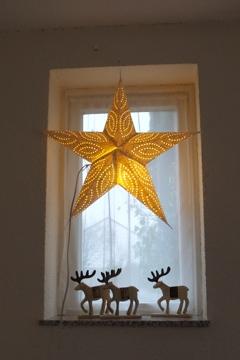 星とトナカイ
