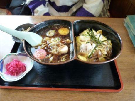 ラーメンとぢどり丼in倶知安たんぽぽ_R_R