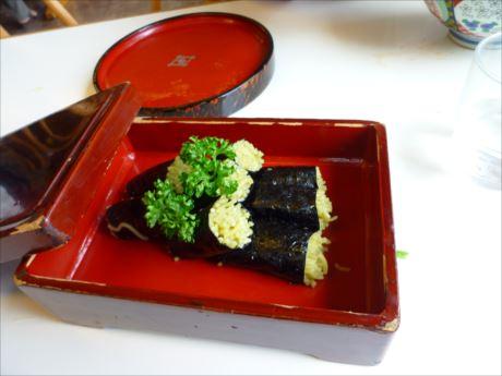 そば寿司in竹老園_R