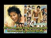 短髪で筋肉質、男臭いイケメン日本男子のガン掘り夏休み