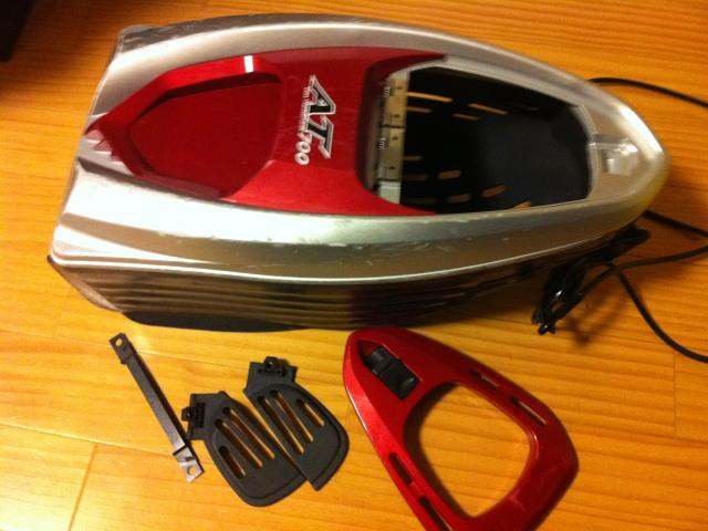 2ブログ曳船