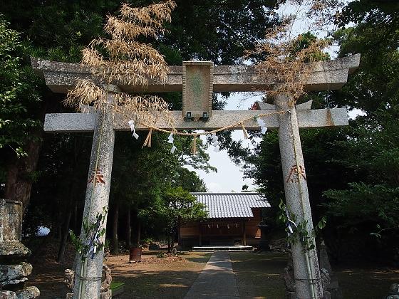 赤岡から安芸 神社巡り1
