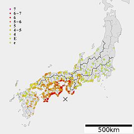 安政大地震