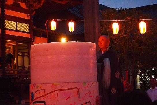 慰霊祭 ブログ3