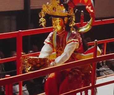 大阪 大念仏寺 まんぶお練り供養祭
