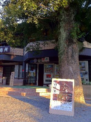 鎌倉宮 休憩所