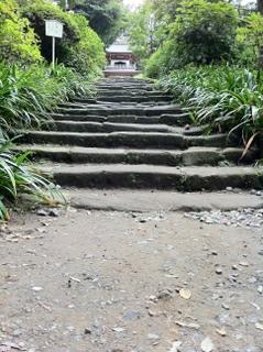 浄智寺 入口
