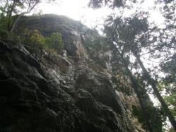 びしょびしょ天王岩