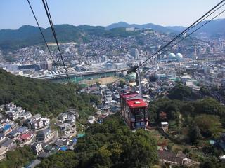 稲狭山ロープウェイ