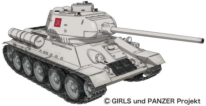 プラウダT-34