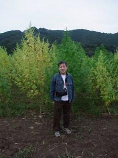 麻畑と知叡